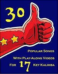 Kalimba Noten zu 30 bekannten Songs