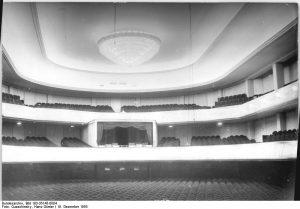 Berlin, Friedrichstraße, Metropol Theater, Zuschauerraum